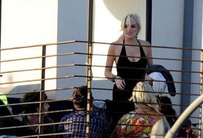 Lindsay Lohan FAILS Booze Test