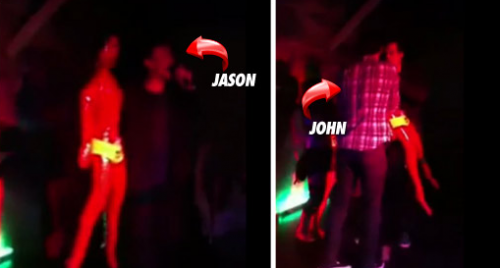 WATCH: John Krasinski and Jason Segal With Blowup Doll and Karaoke