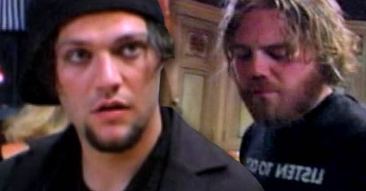 Bam Magera and Ryan Dunn
