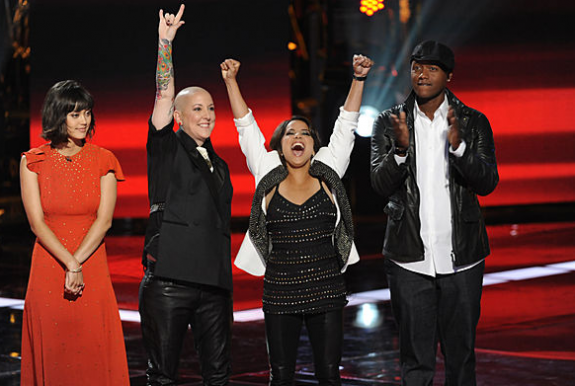 The Voice Season Finale