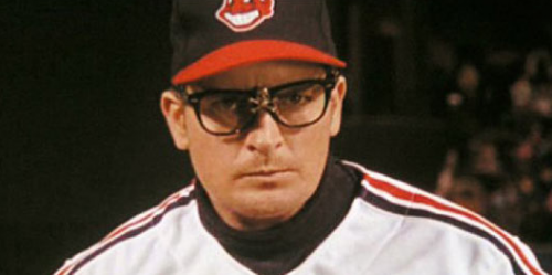 Charlie Sheen Did Steroids For 'Major League' Movie Role