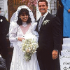 Maria Shriver and Arnold Schwarzenegger Wedding Photo - 1986