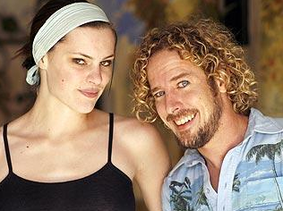 Michelle Deighton and Jonny Fairplay