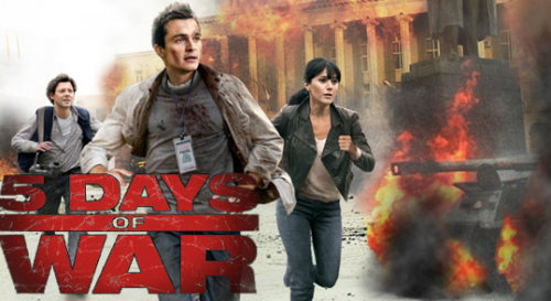 WATCH: '5 Days of War' Official Trailer