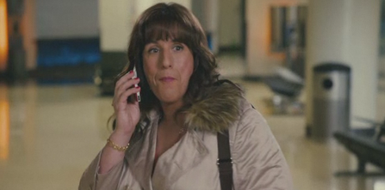Adam Sandler as Jack and Jill