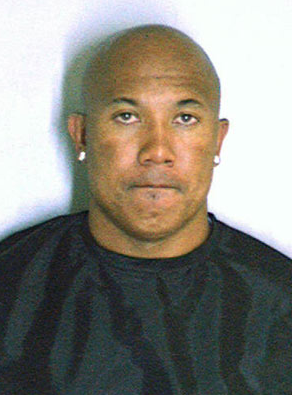 Hines Ward Arrested For DUI – MUG SHOT