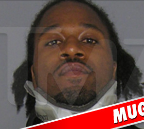 Adam Pacman Jones - Mugshot July 2011