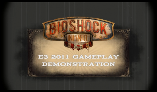 GAMERS: &#8216;BioShock Infinite&#8217; 15 Minute Demo is Here!