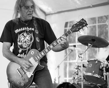 Motorhead - Michael 'Wurzel' Burston