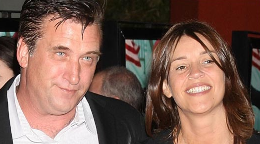 Daniel Baldwin and Wife Joanne