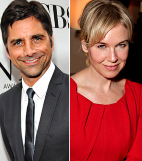 HOT New Item: Renee Zellweger & John Stamos