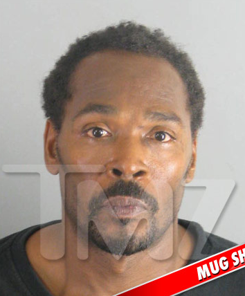 Rodney King Arrested For DUI – Mug Shot