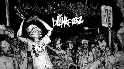 LISTEN: Blink 182 is BACK! 'Up All Night' Kicks!