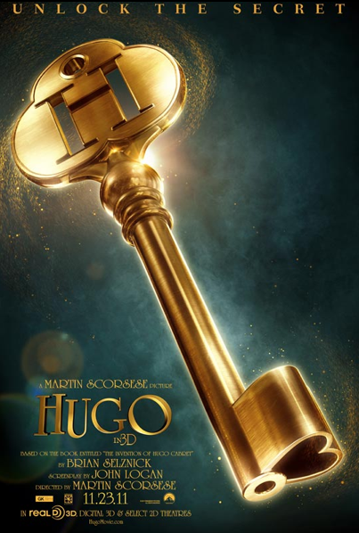 Martin Scorsese: &#8216;Hugo&#8217; Official Trailer Has Landed