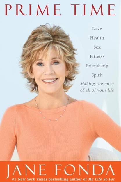 Jane Fonda - Prime Tme Book Cover