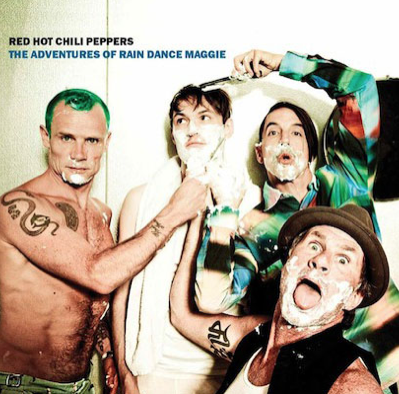 NEW MUSIC: Red Hot Chili Peppers 'The Adventure of Rain Dance Maggie'