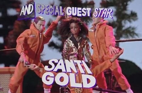 VIDEO: Beastie Boys 'Don't Play No Game That I Can't Win' Ft. Santigold