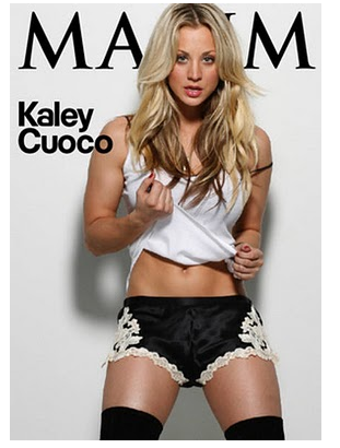 Kaley Cuoco To Host 2011 Teen Choice Awards