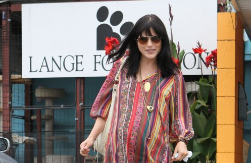 Selma Blair Baby Bump
