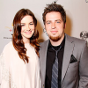 Lee DeWyze and Joanna Walsh