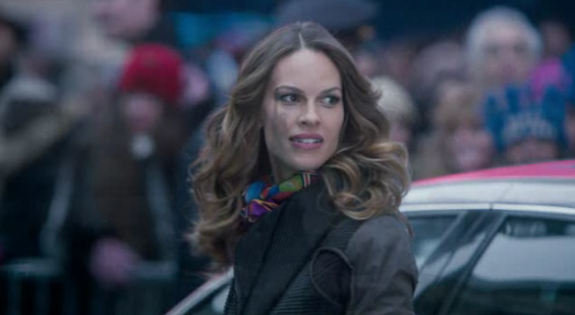 New Year's Eve - Hilary Swank