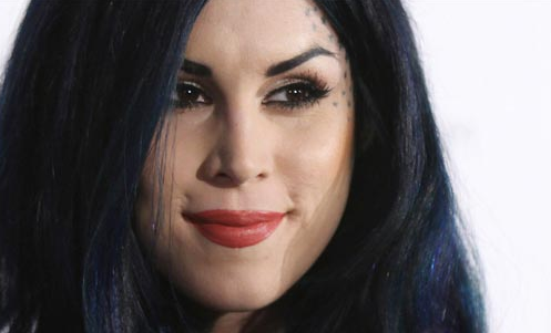 Kat Von D Storms Out of Interview