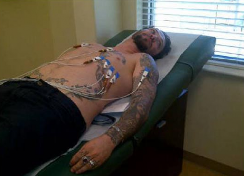Bam Margera Has Been Hospitalized, Several Broken Bones