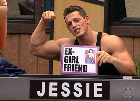 Jessie Godderz - Big Brother