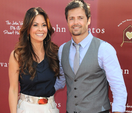 The Brooke Burke and David Charvet Wedding – Details