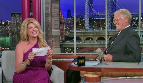 Kirstie Alley Drops $25,000 On New, Skinny Wardrobe