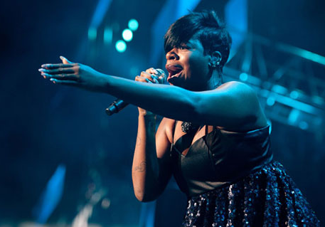 Fantasia Barrino - Pregnant Again