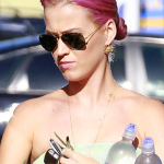 PHOTO: Katy Perry Goes PINK!