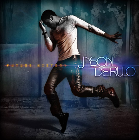 LOOK: Jason Derulo Unveils &#039;Future History&#039; Cover Art