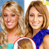 Vienna Girardi Before and After Nose Job Photos