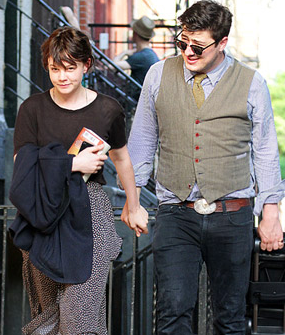 Shia Who?! Carey Mulligan & Marcus Mumford Are Engaged!