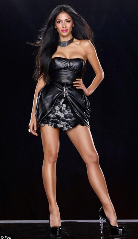 X Factor - Nicole Scherzinger