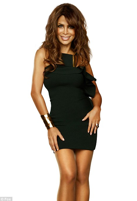 PHOTOS: Paula Abdul & Nicole Scherzinger Sizzle For 'X Factor' Promo