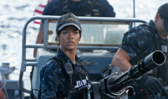 PHOTOS: Rihanna in 'Batttleship'