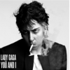 Lady Gaga - You and I Single Cover Art  - Dressed Like Man