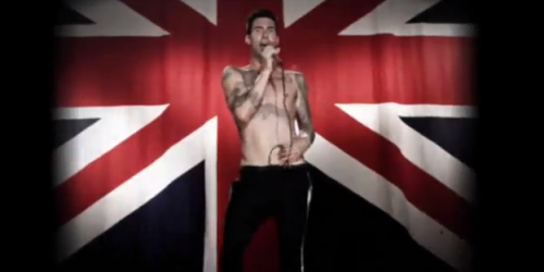 Maroon 5: Adam Levine &#8216;Moves Like Jagger&#8217; Ft. Christina Aguilera Official Music Video