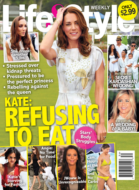 Kate Middleton Losing Weight