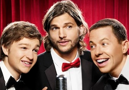 Two and a Half Men - Ashton Kutcher