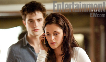 3 BRAND NEW: 'Breaking Dawn: Part 1' HONEYMOON Photos