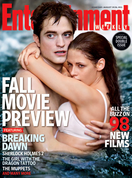 3 BRAND NEW: 'Breaking Dawn: Part 1′ HONEYMOON Photos