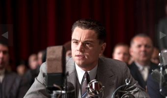 FIRST LOOK: Leonardo DiCaprio as J. Edgar