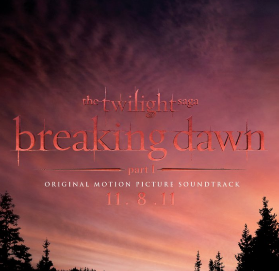 Breaking Dawn: Part 1 - Soundtrack