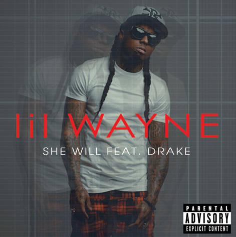Lil Wayne - She WIll - Cover Art