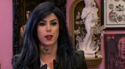 Kat Von D: L.A. Ink Has Been CANCELLED