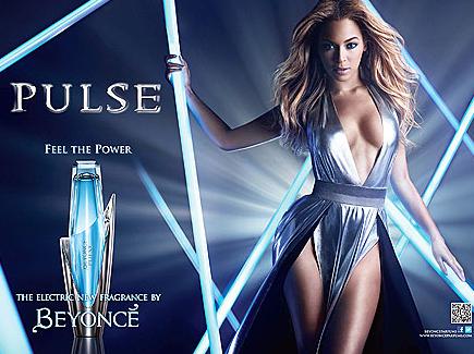 Beyonce - Pulse Ad