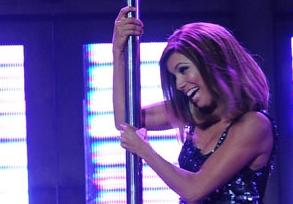 Eva Longoria Working The Stripper Pole - Desperate Housewives